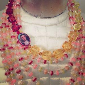 Tarina Tarantino Wizard of Oz crystal necklace